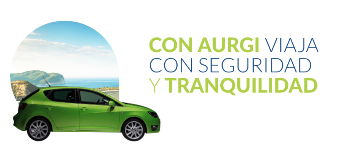 Viaja seguro con Aurgi