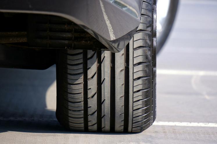 Uso eficiente de los neumáticos