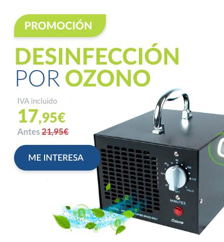 Aurgi: desinfección por ozono