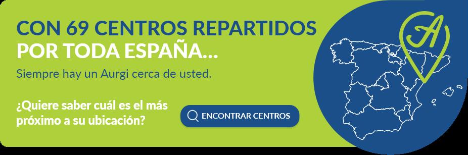 Centros Aurgi España