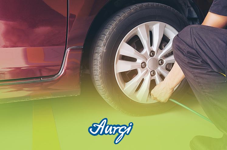 Inflado de neumáticos con nitrógeno: ¿es recomendable?