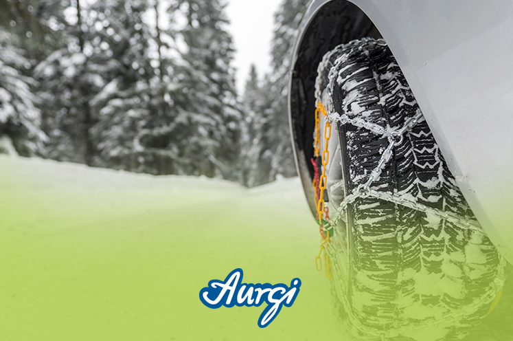 ¿Qué cadenas de nieve necesita mi coche?